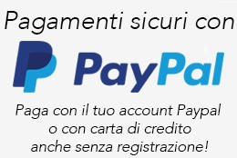 Paga con Paypal!